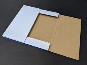 record Mailer, Vinyl mailers, selling records, packing records