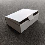 white cardboard mailing box adelaide packaging