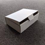 white cardboard mailing box adelaide packaging