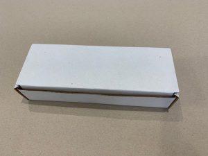 small cardboard box die cut