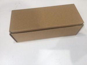 White or brown cardboard 260-110-80