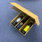 Wine packaging, Wine shipper