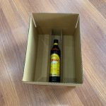 3 bottle wine shippers, wine packaging supplies