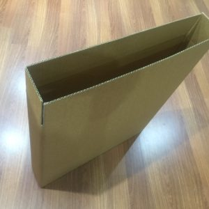600 x 100 x 600 RSC brown carton
