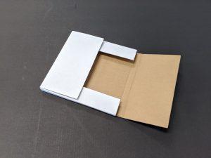 cardboard record packaging