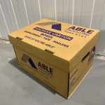 Archive carton Document storage box adelaide packaging