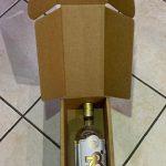 cardboard packaging, gin shipper, gin mailer