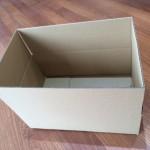 RSC400-250-150 brown cardboard