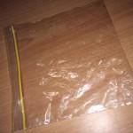 Mini Grip Poly Bags