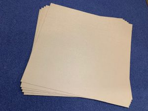 pallet pad. corrugated cardboard