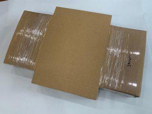 Record mailer, Cardboard mailer